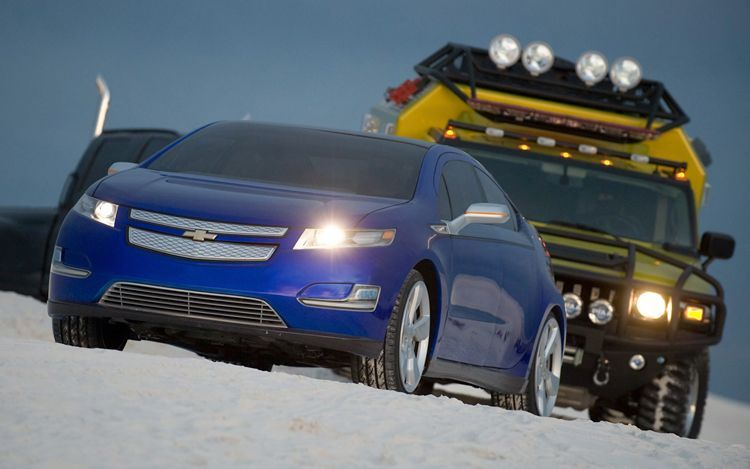 First Official Photos Of Chevy Volt Transformer