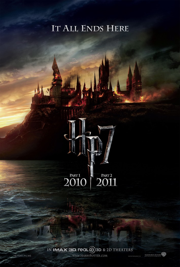 harry potter 7 poster part 2. poster for Harry Potter