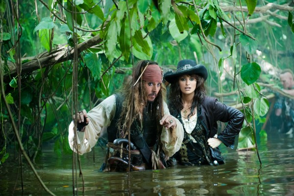 johnny depp pirates of the caribbean on stranger tides